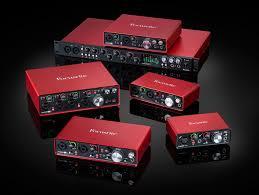 <b>Focusrite Scarlett 4i4</b> 3rd Gen – USB-<b>аудиоинтерфейс</b> серии ...