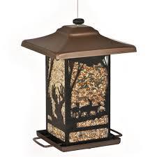 perky pet wilderness lantern bird feeder