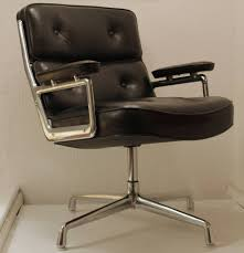 eames lobby chair price. eames black leather lobby chair by vitra and miller 2 price
