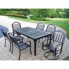 metal patio furniture. metal outdoor patio furniture table