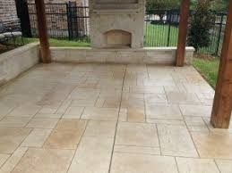 stained concrete patio.  Patio Intended Stained Concrete Patio