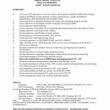 Qlikview Developer Resume Doc Astonishing Resume Scan Download Email