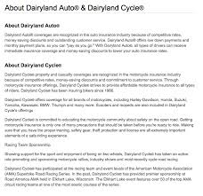 Dairyland Auto Insurance Quote Extraordinary Dairyland Motorcycle Insurance Reviews Motorjdico