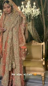 Pakistani Designer Khada Dupatta Pin By Parveen Syed On Hafeez Pakistani Bridal Dresses