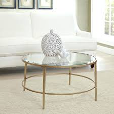 Full Size Of Coffee Tables:appealing Modern Ikea Round Glass Coffee Table  Set In Front ...