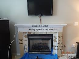 fireplacemantelwithlabels