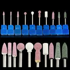 "<b>1PCS</b> Pro Grinding Polishing <b>Ceramic</b> Pink <b>3/32</b>"" Mill Cutter ..."