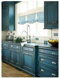 turquoise kitchen cabinets blue kitchen cabinets with dark glaze diy rustic turquoise kitchen cabinets