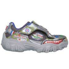 skechers shoes for boys. skechers boys\u0026rsquo; damager - game kicks ii fight shoes skechers for boys