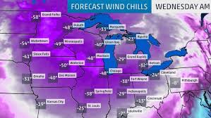 Sunday, january 10, 2021 in green bay the weather will be like this: How Wind Chill Got Started And What It S Doing To The U S Midwest Weather Underground