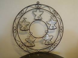 image is loading circle round wrought iron metal wall sculpture art  on wrought iron metal wall sculpture art with circle round wrought iron metal wall sculpture art w thick glass