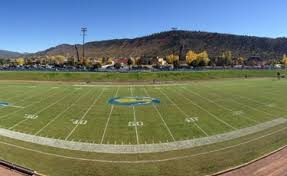 the skyhawk football and women s lacrosse teams plays their home games on the natural gr surface of ray dennison memorial field