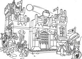 Lego Duplo Middle Age War Coloring Pages middle ages coloring sheets coloring pages on middle ages coloring pages