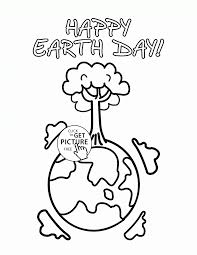 Small Picture Day of the Earth coloring page for kids coloring pages printables
