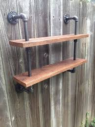 diy pallet iron pipe. DIY Pallet And Iron Pipe Wall Hanging #Shelf | Furniture DIY: More Diy Pallet Iron Pipe T