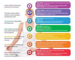 The Seven Chakras And Their Meanings One Tribe Apparel