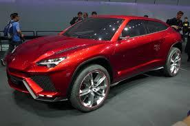Beijing motor show 2012: Lamborghini Urus SUV | Autocar