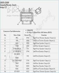 2005 chevy impala amp wiring diagram buildabiz me 2005 chevy impala ls radio wiring diagram 2005 chevy impala wiring diagram plus impala radio wiring diagram