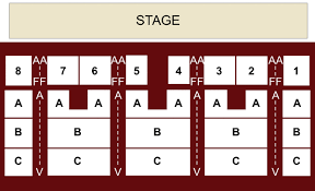 Del Mar Fairgrounds Del Mar Ca Seating Chart Stage