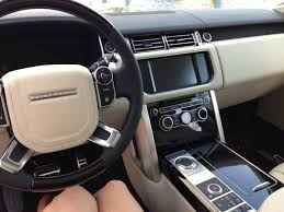 2018 land rover range rover interior. plain land range rover autobiography dash to 2018 land rover range interior