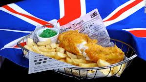 Resultado de imagen de fish and chips