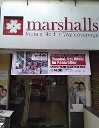 Marshalls Wall Paper Dealers in Mumbai ...