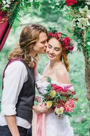 Průvodce Svatebními Styly Boho Svatba