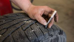 Tire Tread Gauge Chart How Do You Measure Tread Depth On Your Tires Kal Tire