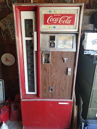 Vintage Coca Cola Vending Machines Interesting Cavalier Vintage CocaCola Vending Machine VGplus For Sale In
