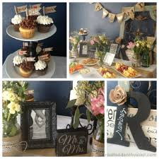 Shabby Chic Decorating Ideas For Bridal Shower