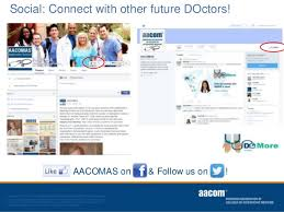 Aacomas Letter Of Recommendation 2019 Aacom Recruitment Presentation 2016