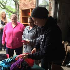 Chesterton garage sale raises funds for service dog for autistic boy    Porter County News   nwitimes.com