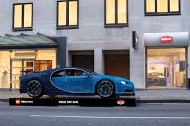 Weighing around 1,500kg, it's built pretty much solely from technic. Lego On Twitter The World S Only Life Size Bugatti Chiron Built Entirely From Lego Technic Bricks Has Arrived In London Ready To Meet The Fans In The First Ever Uk Tour Share Your Pictures