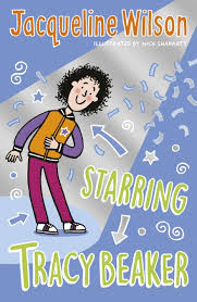 One day cam visits the home, to write a piece on the. Tracy Beaker Series