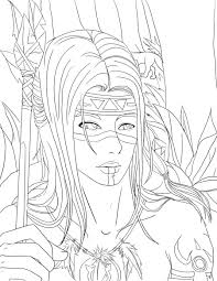 Fresh Native American Art Coloring Pages Free Coloring Book