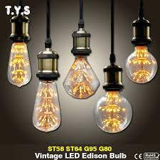 filament lighting vintage bulb vintage led filament light bulb retro led energy saving lamp replace