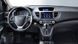 The 2016 Honda CR-V