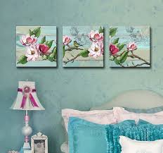 wall art canvas shabby chic
