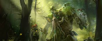 treant protector build guide dota 2 watcher in the forest