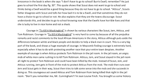 racism essay to kill a mockingbird racism in to kill a mockingbird essay by havok booksie
