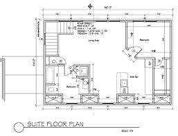 House Additions Floor Plans For Master Suite  Building Modular Mother In Law Suite Addition Floor Plans