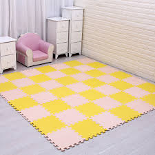 baby eva foam play puzzle mat 18 24 or 30 lot interlocking exercise tiles floor carpet rug for kid each 30cmx30cm 1cm thick in play mats from toys