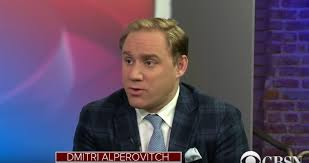 The Russia Collusion Suspect Nobody's Talking About: CrowdStrike's Dmitri  Alperovitch - The New American