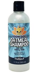 Amazon.com: New All Natural Oatmeal Dog Shampoo | Hypoallergenic ...