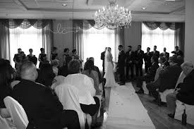 ley s allentown brew works indoor wedding ceremony