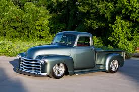 1953 Chevy Truck-The Third Act