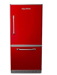 Retropolitan Refrigerator