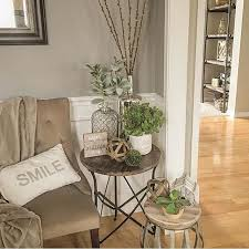 Yep, it's true love! This vignette is just perfection! Thank you for  sharing how you are using the woven end table