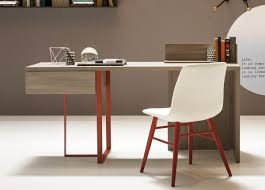 trendy home office furniture. Wonderful Furniture Scritto Home Office Desk Contemporary Desks Intended Trendy Furniture R