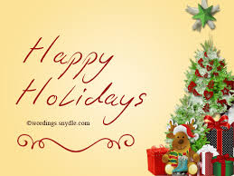 happy holidays greeting messages. Plain Greeting Happy Holiday Greetings With Holidays Greeting Messages P